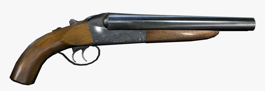 Shotgun Png - Sawn Off Shotgun Png, Transparent Png, Free Download