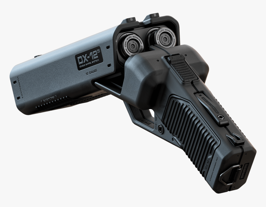 Semi Auto 12 Gauge Pistol, HD Png Download, Free Download