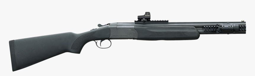 Double Defense Shotgun Over And Under, HD Png Download, Free Download