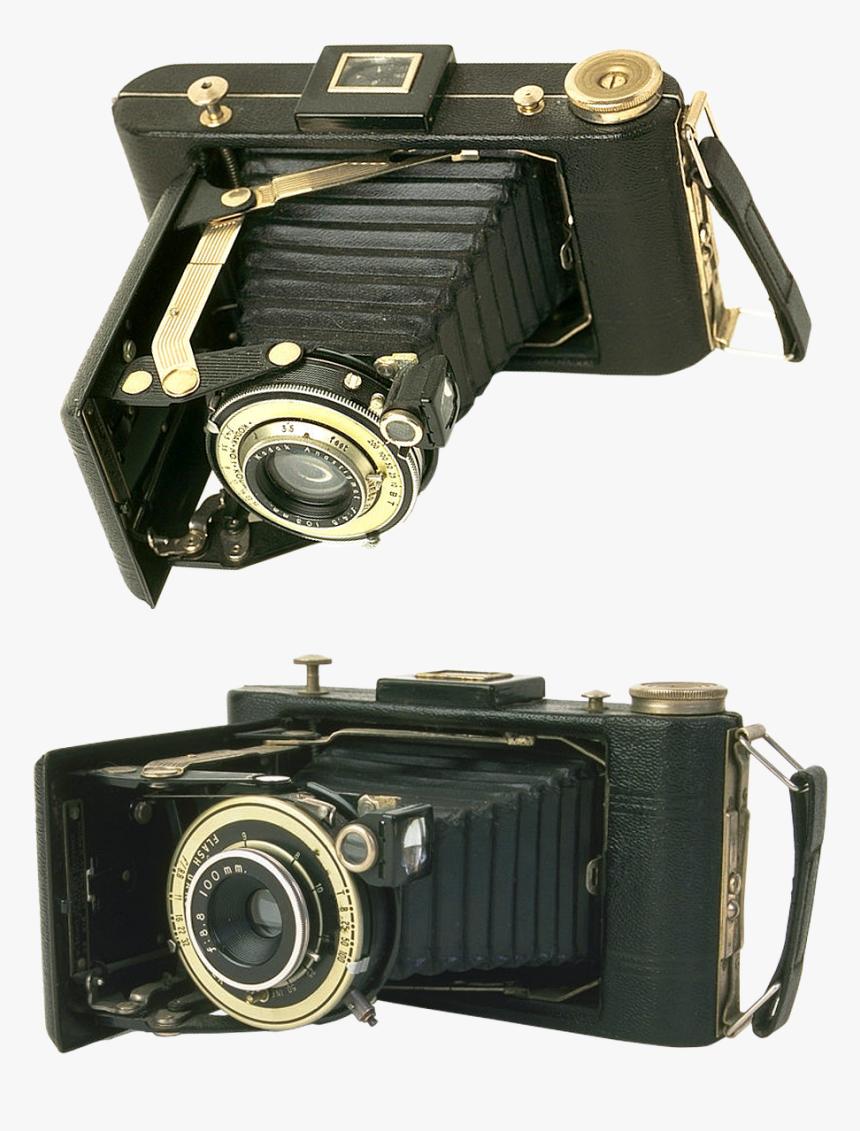 Vintage Cameras, Photography, Vintage, Old, Camera, - Vintage Camera On Stand Png Icon, Transparent Png, Free Download
