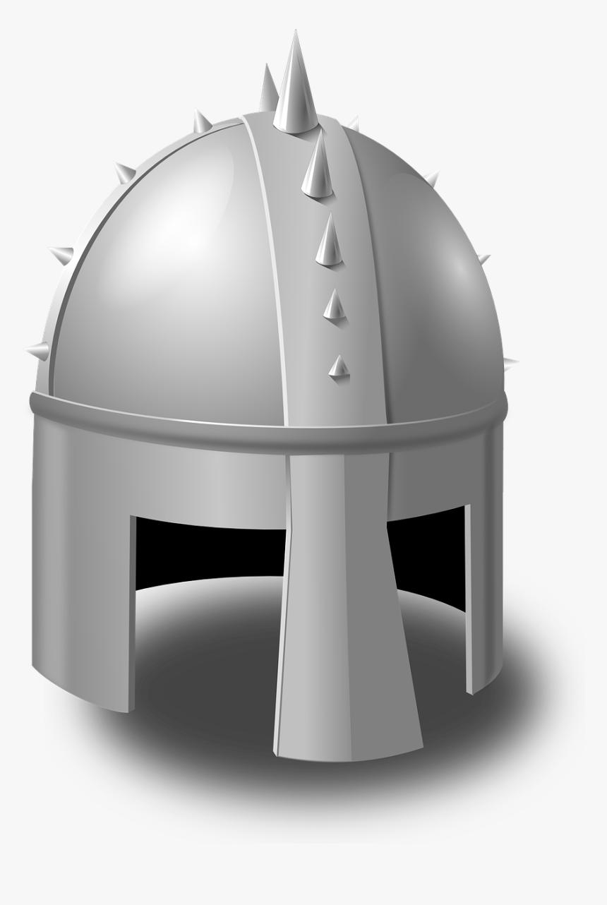 Cartoon Knight Helmet Clipart, HD Png Download, Free Download