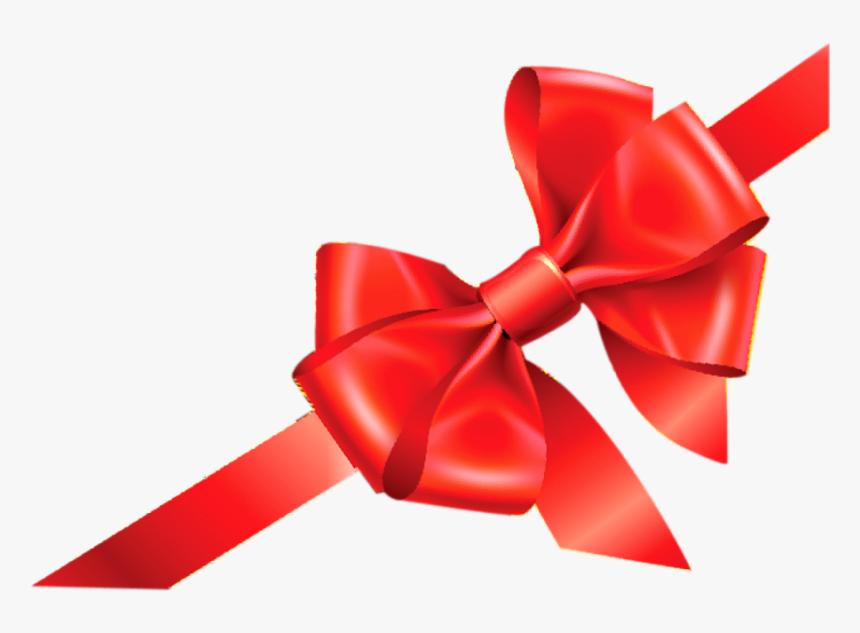 Gift Ribbon Png Ten - Gift Transparent Background Ribbon Png, Png Download, Free Download