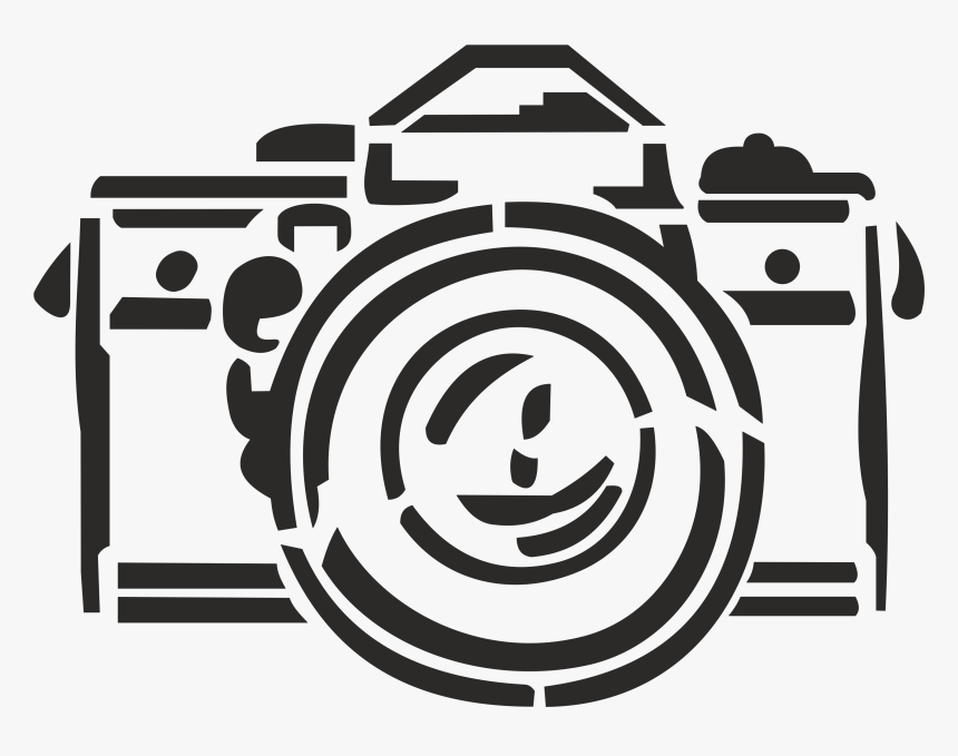 Camera Logo Cliparts - Yearbook Club, HD Png Download, Free Download