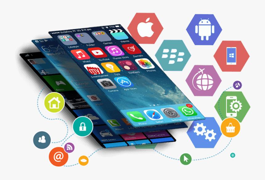 Transparent Mobile Apps Png - Mobile App Development, Png Download, Free Download