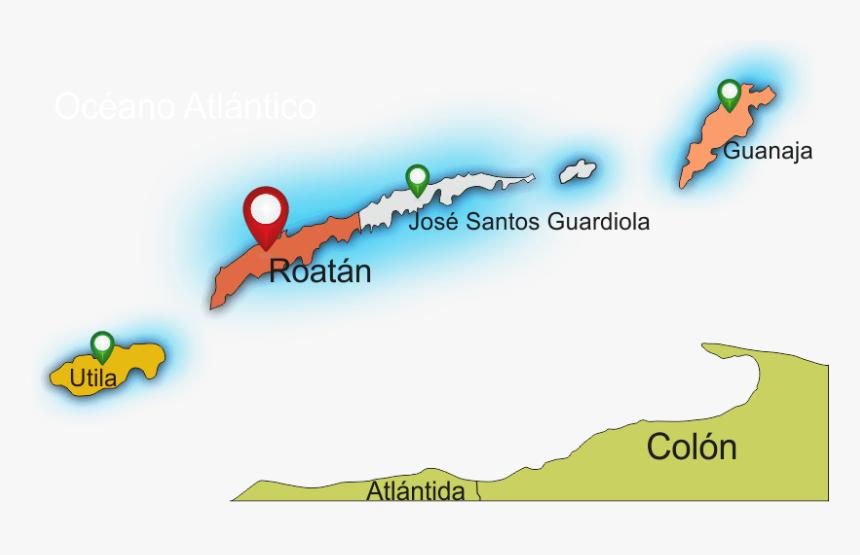 Departamento De Islas De La Bahia, HD Png Download, Free Download