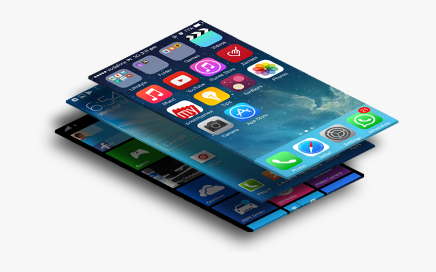 Mobile App Development, HD Png Download, Free Download