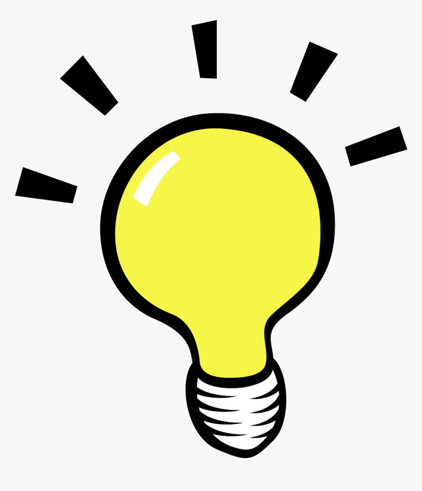 Lightbulb Idea Light Bulb Clip Art At Vector Wikiclipart ...