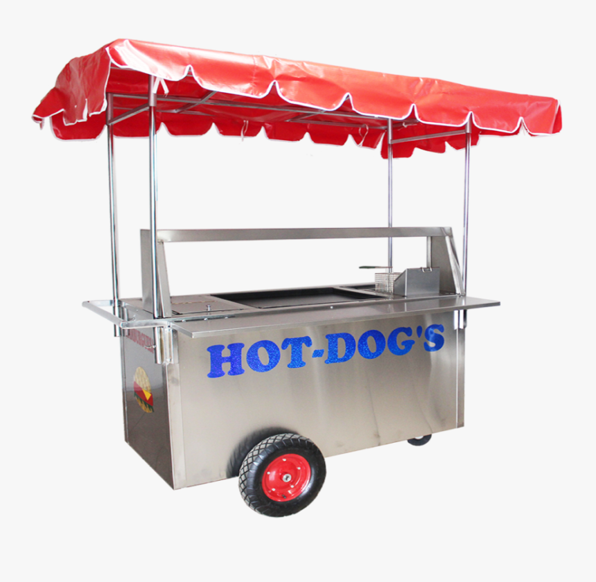 Carrito De Hot Dog Renta, HD Png Download, Free Download