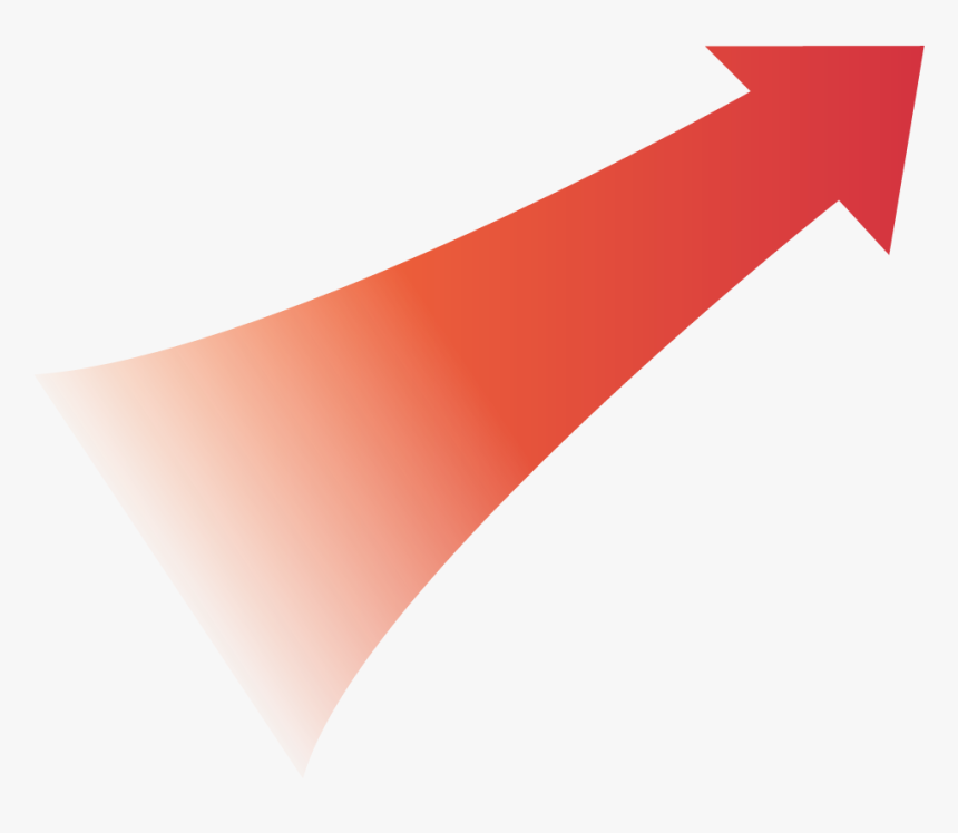 Red Arrow Go Up - Red Wind Arrow Png, Transparent Png, Free Download