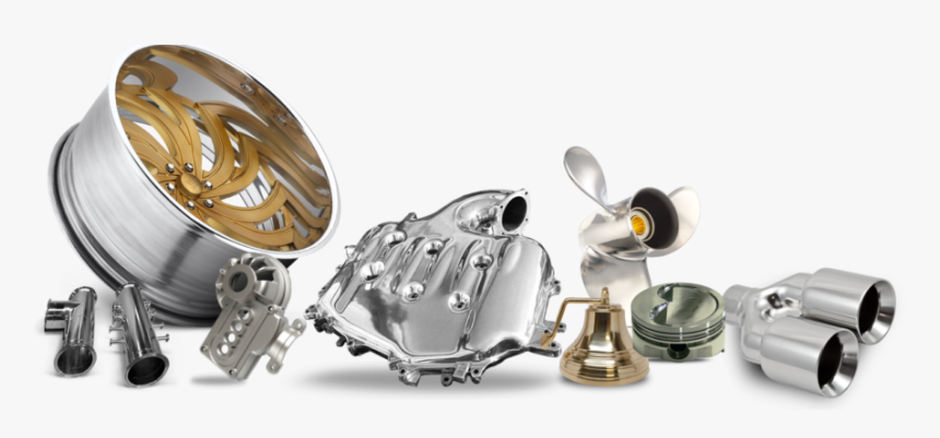 Metal Polishing Services - Rotor, HD Png Download, Free Download