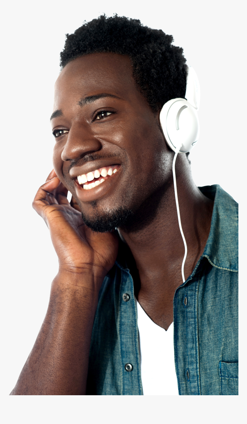 Listening Music Png Image - Listening To Music Transparent Background, Png Download, Free Download