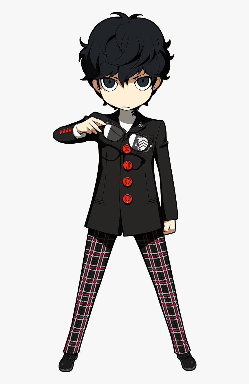 Chibi Joker Persona 5, HD Png Download, Free Download