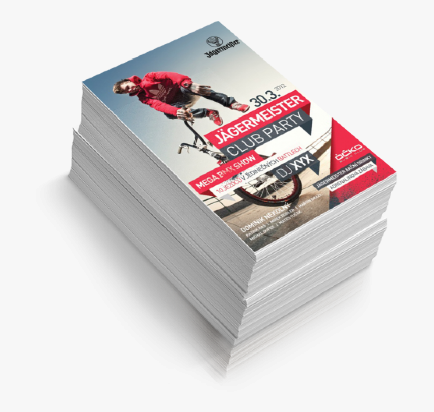 5000 12pt 4×6 Club Flyers Discount Coupon 11450 Grp - 5000 Flyers, HD Png Download, Free Download