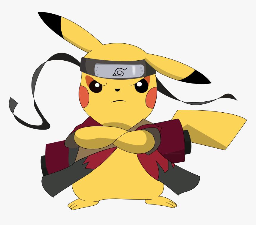 Pikachu Clipart Jpeg Pikachu Ninja Hd Png Download Kindpng