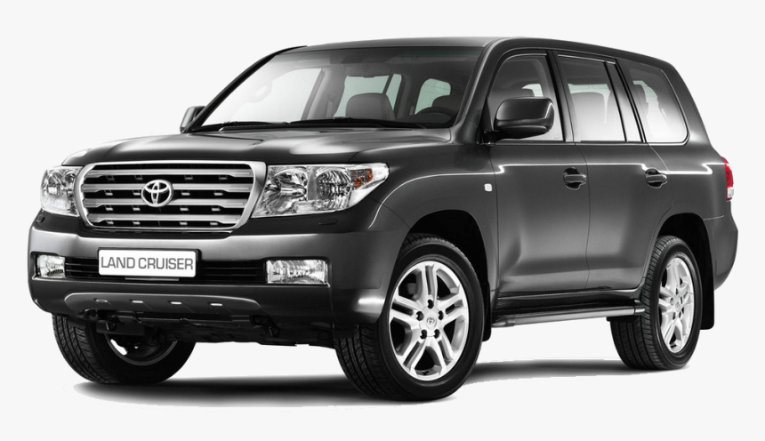 Car Land Cruiser Toyota, HD Png Download, Free Download