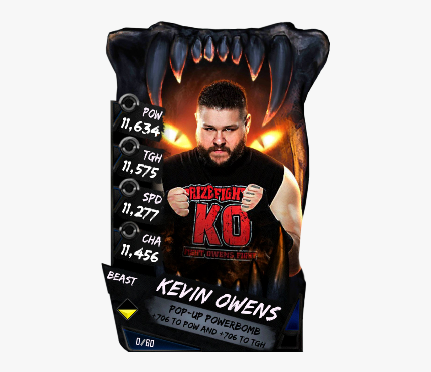 Wwe Kevin Owens Png, Transparent Png, Free Download