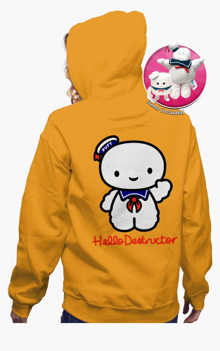 Stay Puft Marshmallow Man Png, Transparent Png, Free Download