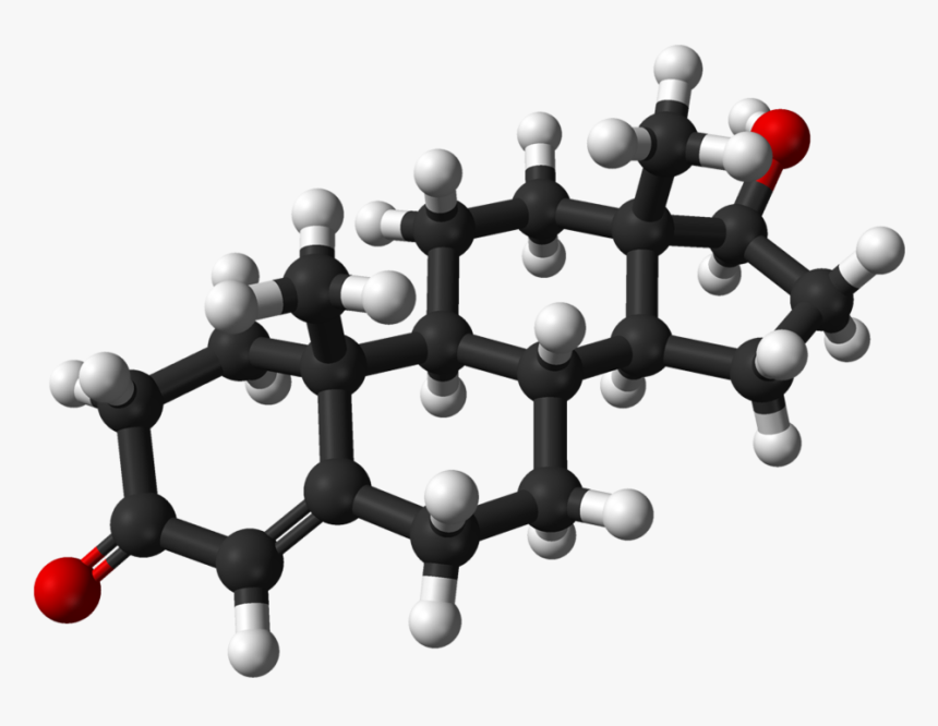 Pc Type, Images V - Testosterone Molecule, HD Png Download, Free Download