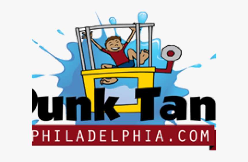 Dunk Tank Cliparts - Poster, HD Png Download, Free Download
