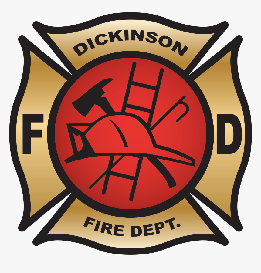 Transparent Fire Station Building Clipart - Dickinson Fire Department Nd, HD Png Download, Free Download