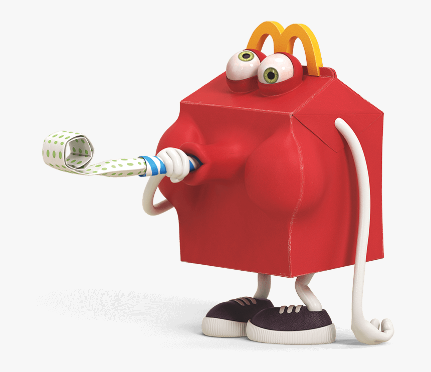 Mcdonalds Happy Meal Party, HD Png Download, Free Download
