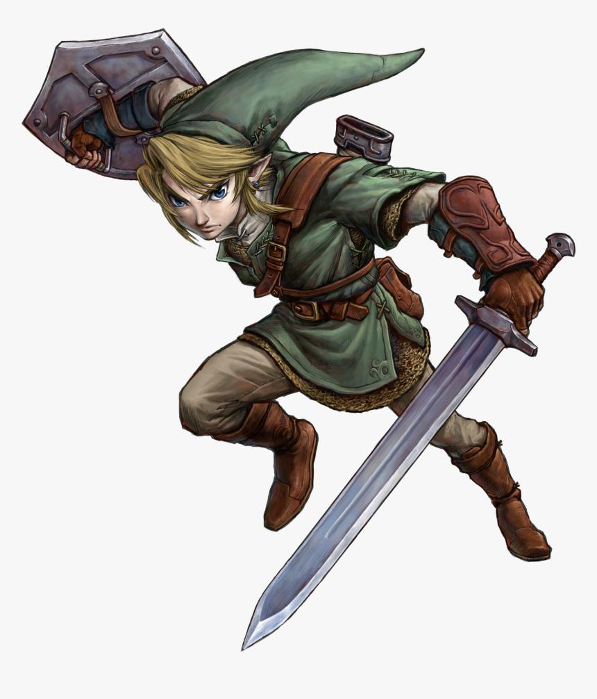 Link Zelda Twilight Princess, HD Png Download, Free Download