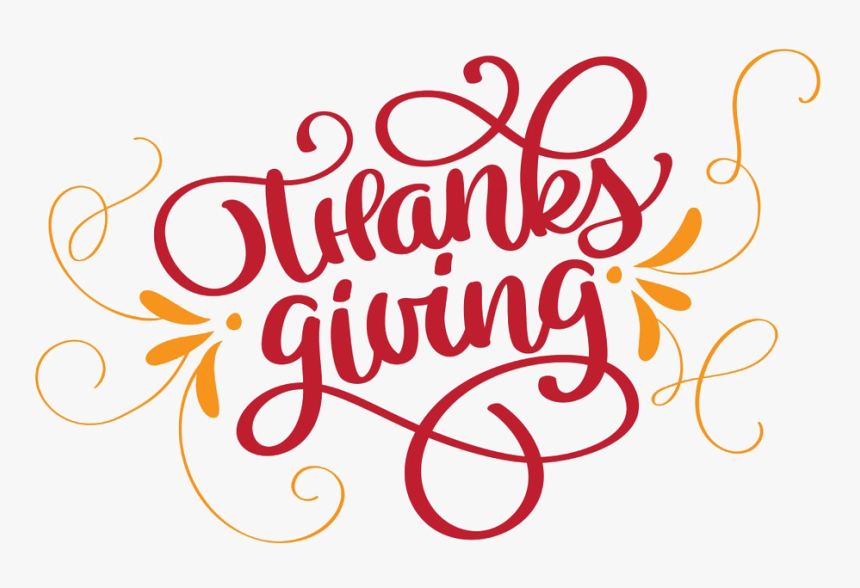 Thanksgiving Day Png Free Download - Happy Thanksgiving Day Png, Transparent Png, Free Download