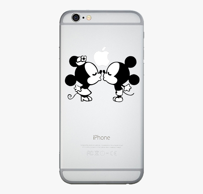 Mickey E Minnie Desenho Hd Png Download Kindpng