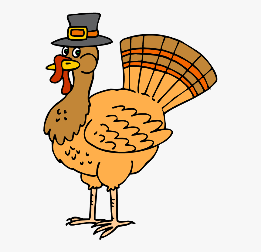 Five Alternative Things To Do On Thanksgiving Day - Color Printable Thanksgiving Turkey, HD Png Download, Free Download