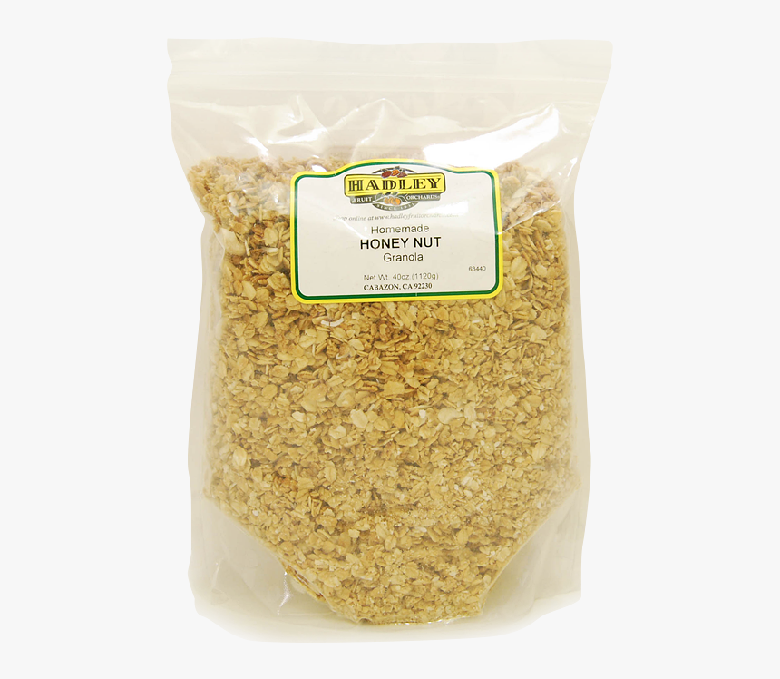 Homemade Honey Nut Granola - Dal, HD Png Download, Free Download