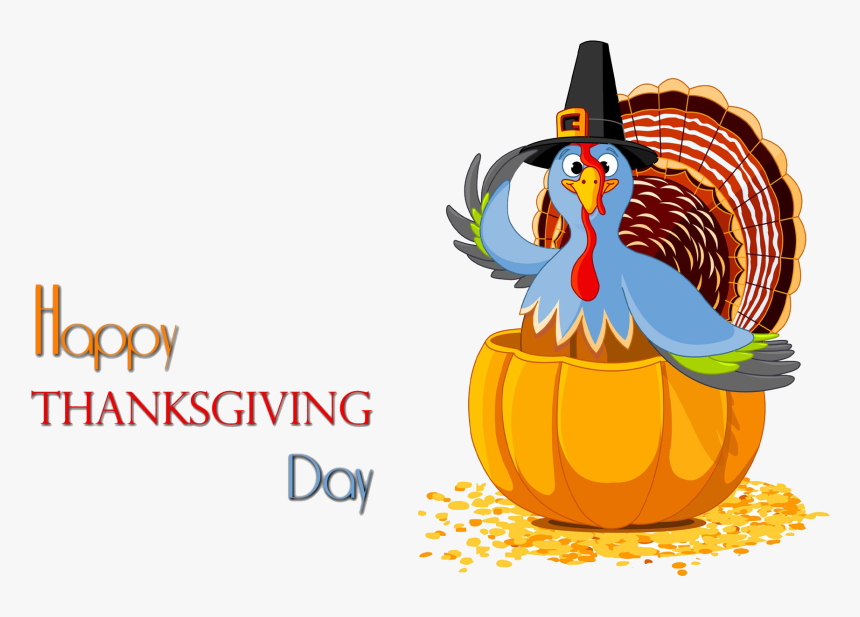 Are A Lot Of Delicous Food - Happy Thanksgiving Day 2018, HD Png Download, Free Download