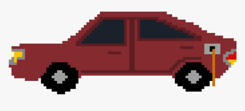 Car Pixel Art Png, Transparent Png, Free Download