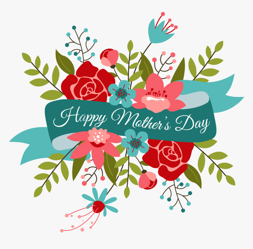 Mothers Day Banner Png - Transparent Background Mother Day 2019, Png Download, Free Download
