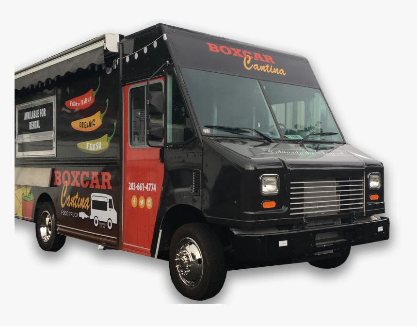 Car Van Fast Food Truck Taco - Food Truck Transparent Png, Png Download, Free Download