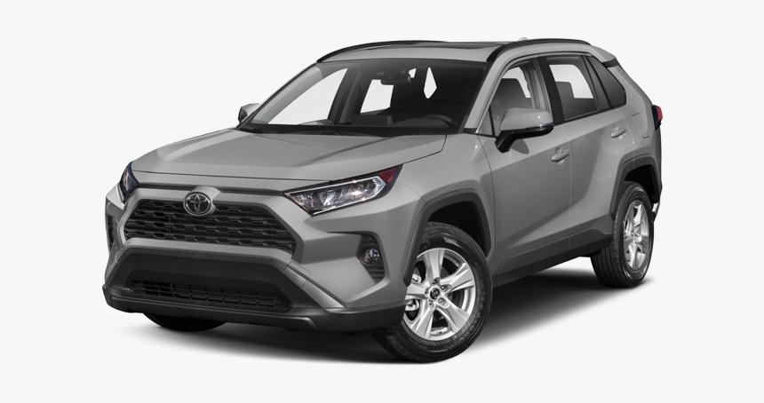 2019 Rav 4 Xle - 2019 Toyota Rav4 Le Silver, HD Png Download, Free Download