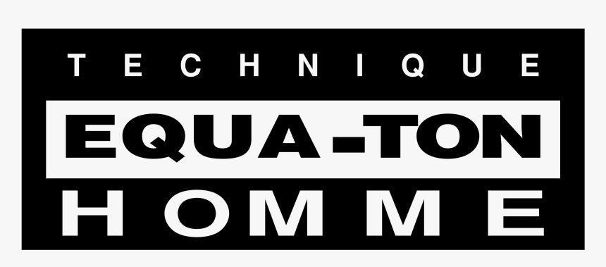 Technique Equa Ton Homme Logo Png Transparent - Circle, Png Download, Free Download