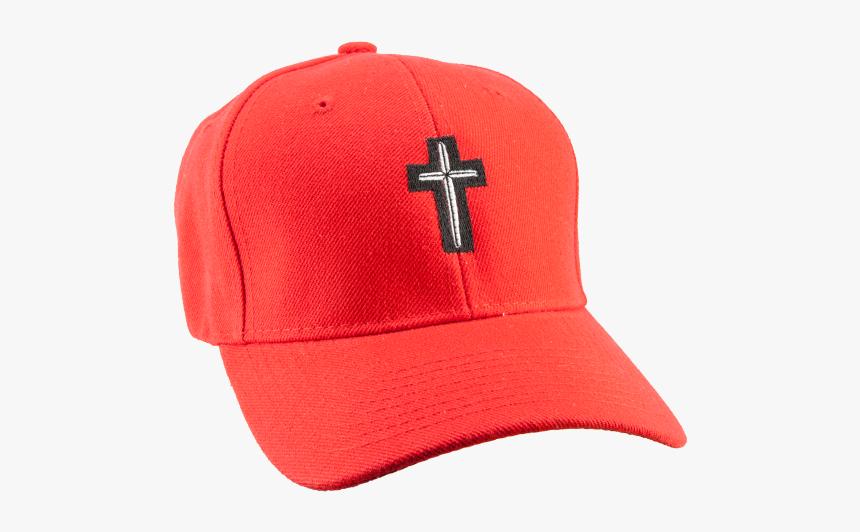 Cross Hat - Baseball Cap, HD Png Download, Free Download