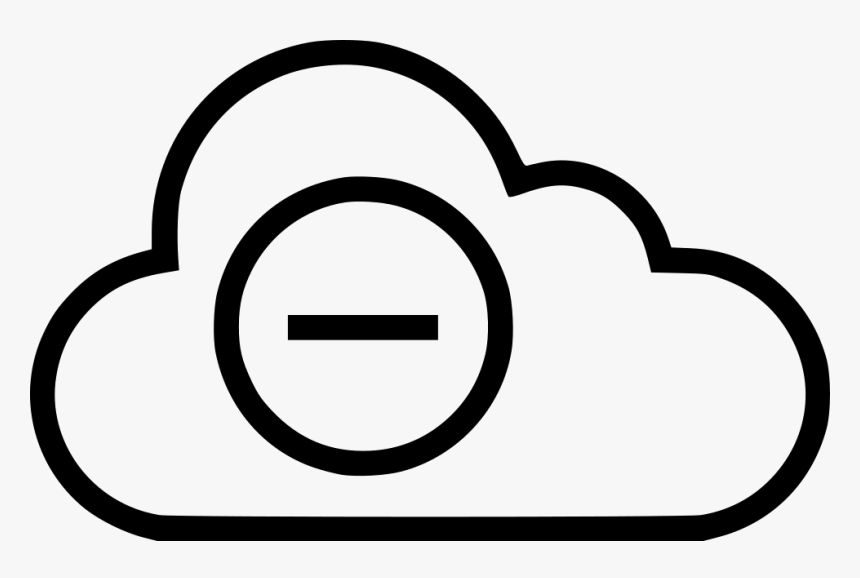 Negative Sign Server Data - Data Question Mark Png, Transparent Png, Free Download