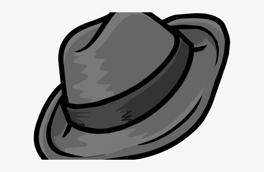 Witch Hat Clipart Mlg - Fedora Clipart Real, HD Png Download, Free Download