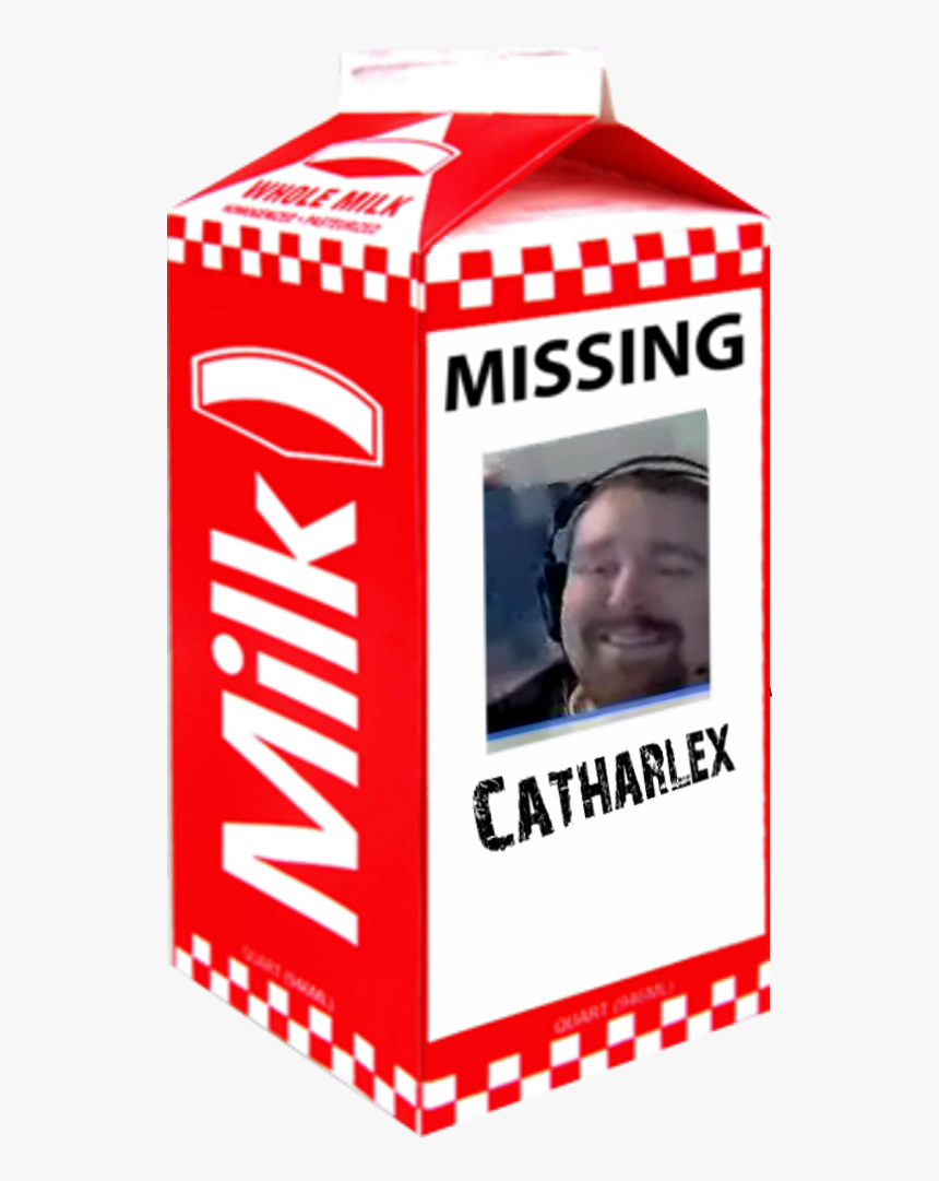 Have You Seen This Cath - Missing Milk Carton Blank, HD Png Download, Free Download