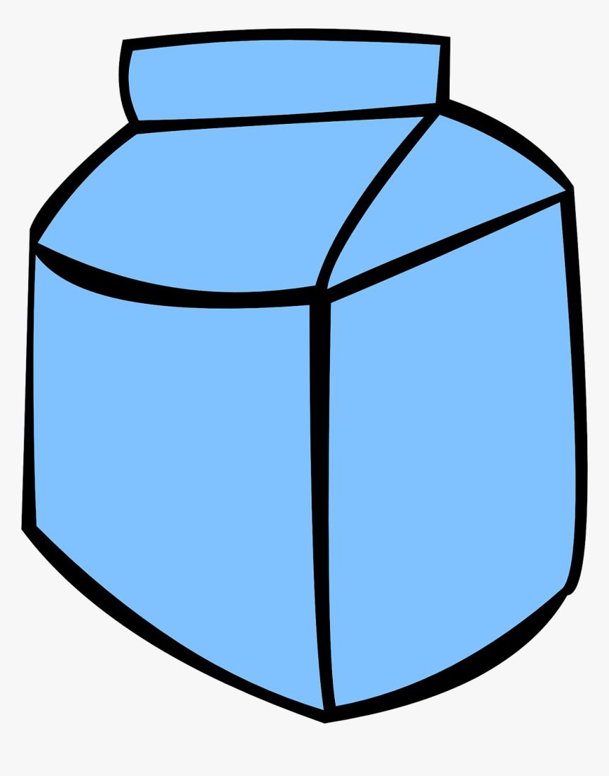 Milk Carton Package Milk Carton Png Image - Milk Clip Art, Transparent Png, Free Download