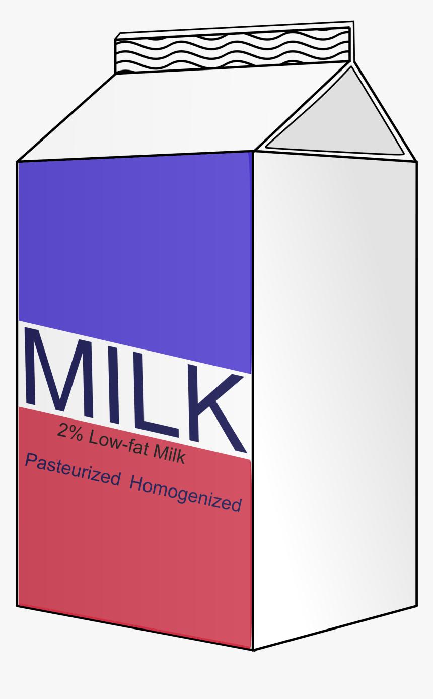 Clipart - Milk Clipart Transparent, HD Png Download, Free Download