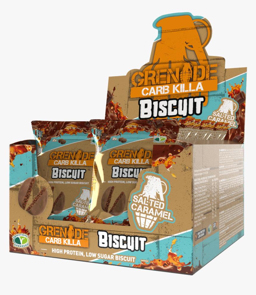 Transparent Missing Milk Carton Png - Grenade Carb Killa Biscuit, Png Download, Free Download
