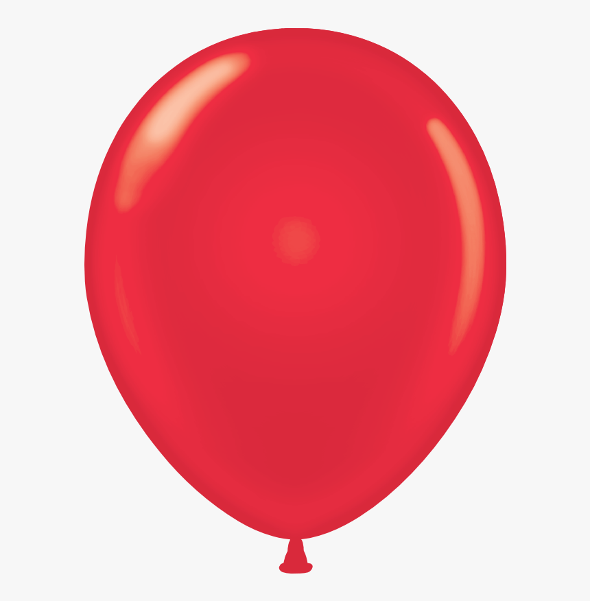 Red Balloon Png, Transparent Png, Free Download
