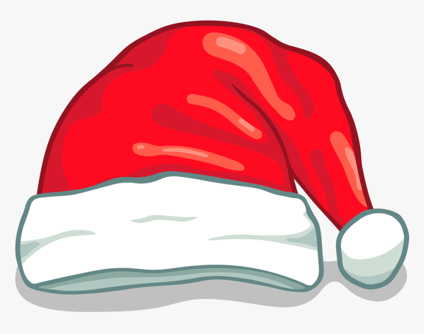 Santa Cap Png - Black Christmas Hat Png, Transparent Png, Free Download