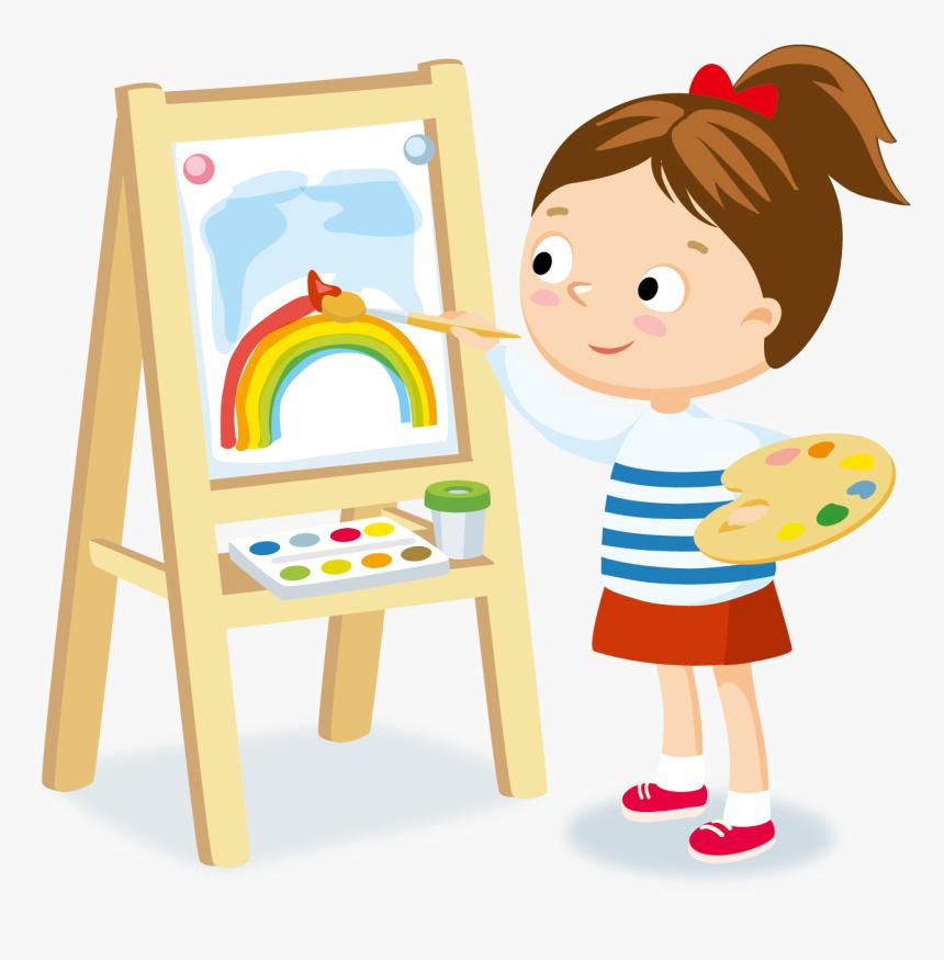 Clip Art Hobby Child Clip Art Kids Hobbies Clipart Hd Png Download Kindpng