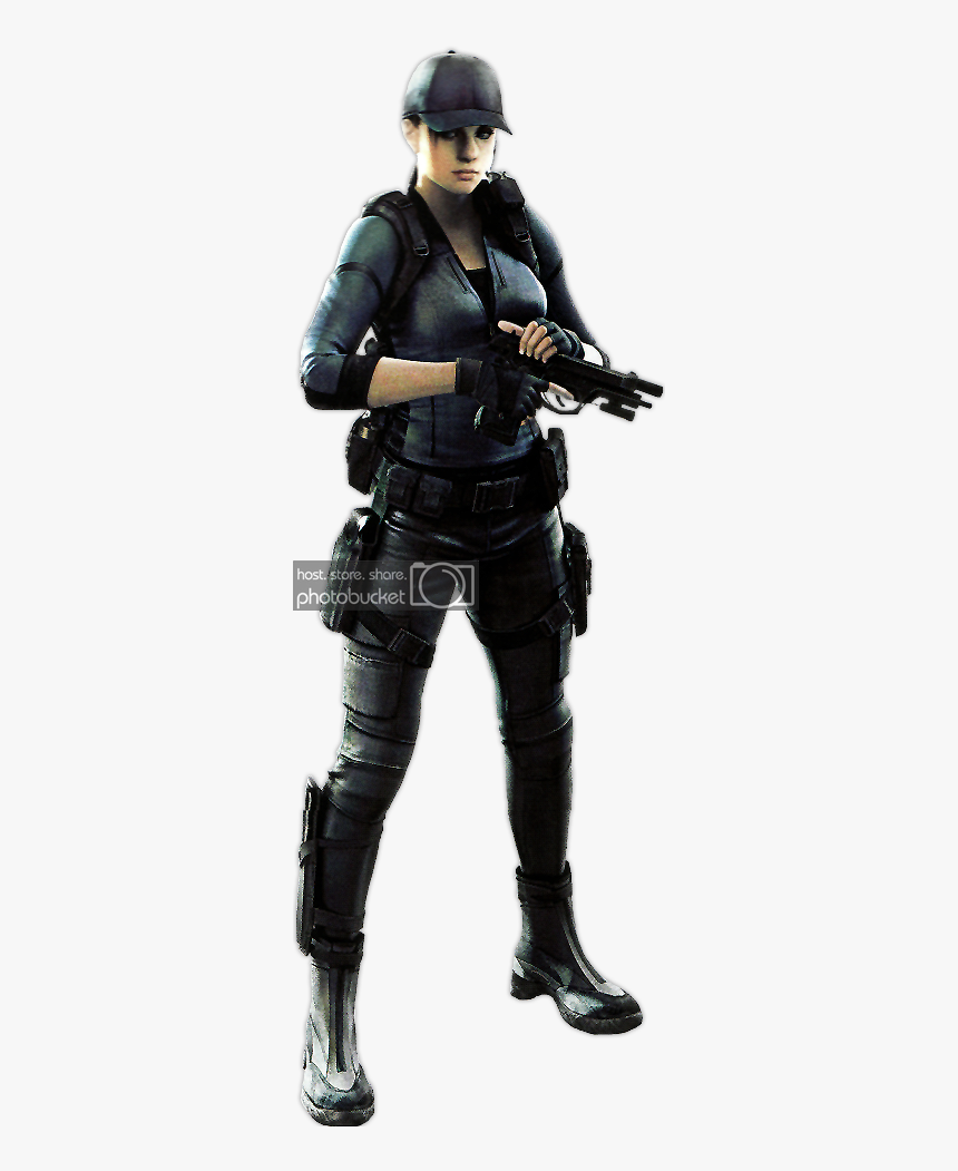 Resident Evil 5 Jill Bsaa Hd Png Download Kindpng