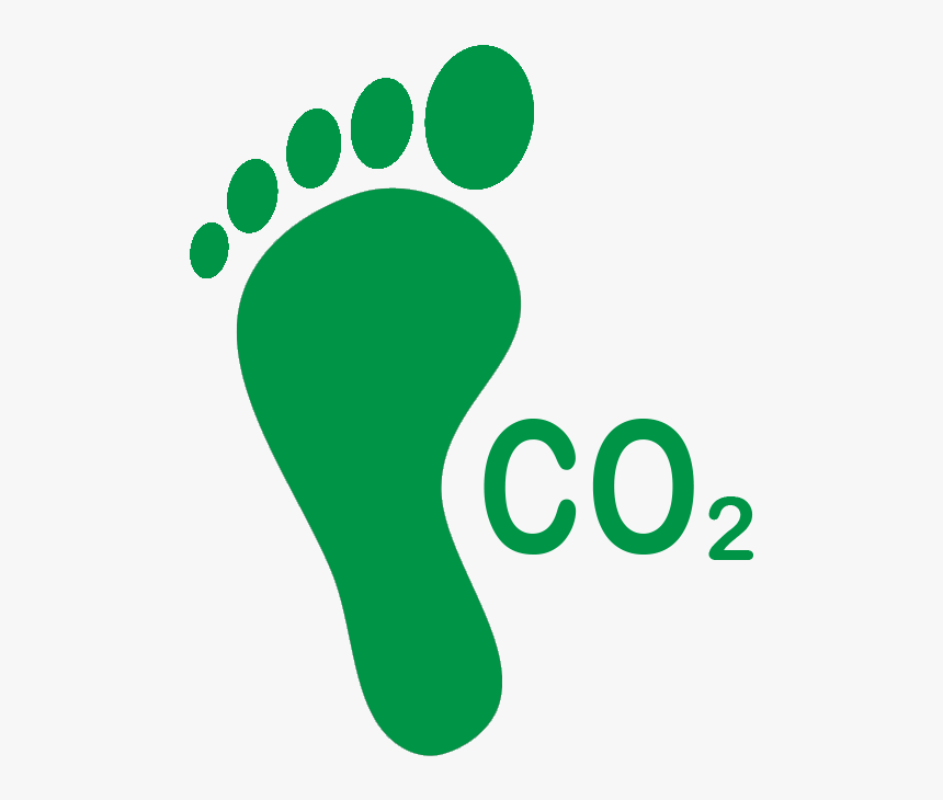 Calculate Your Carbon Footprint - Vector Carbon Footprint Icon, HD Png Download, Free Download