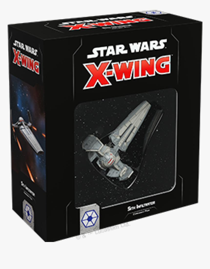 Star Wars X-wing - Star Wars X Wing Sith Infiltrator, HD Png Download, Free Download