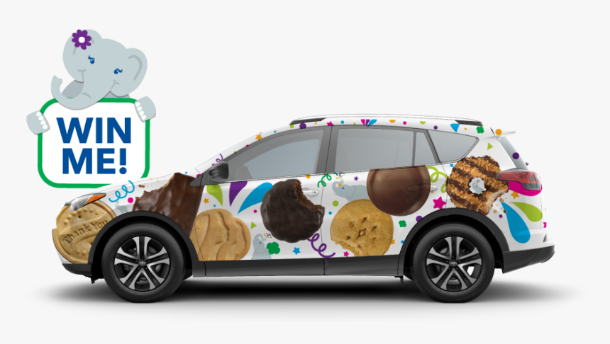 Baxter La Vista >> Baxter Toyota La Vista Girl Scout Cookie Car Hd Png